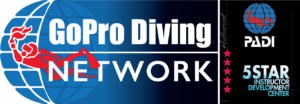 Logo Gopro Diving Network